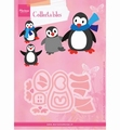 Marianne Design Collectables Eline's Penguin COL1416