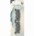 Joy Crafts Cutting & Embossing Stencil Rand Swirl 6002/0650*