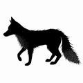 Lavinia Clear Stamp Fox Peri LAV429