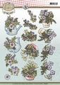 Yvonne Creations knipvel Springtastic - Flowers CD10818