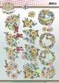 Yvonne Creations knipvel Springtastic - Flowers CD10816