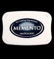 Memento Inktkussen Groot Nautical Blue ME-607