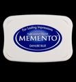 Memento Inktkussen Groot Danube Blue ME-600