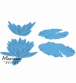 Marianne Design Creatables Tiny's Waterlily Groot MariLR0460 per stuk