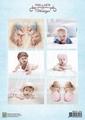 Nellie Snellen knipvel Vintage Twins    NEVI074 per vel