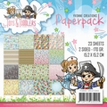 Yvonne Creations Paperpack Tots & Toddlers YCPP10012