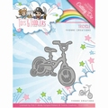 Yvonne Creations Die Tots & Toddlers Tricycle YCD10095