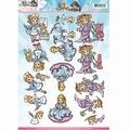 Yvonne Creations knipvel Tots & Toddlers Verkleden CD10827