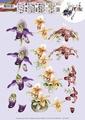 Precious Marieke knipvel Orchideeën CD10830