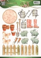Jeanine's Art Knipvel Garden Classics Garden Tools CD10833