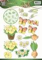 Jeanine's Art Knipvel Garden Classics Garden Tools CD10832