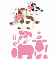 Marianne Design Collectables Eline's Cow COL1426