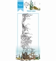 Marianne Design clear stamp Hetty's Border Underwater HT1620