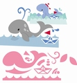 Marianne Design Collectables Eline's Whale COL1430