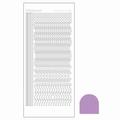 Hobbydots Sticker - Mirror - Candy STDM203