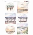 Marianne Design Knipvel - Mattie's Mooiste Beach MB0167 per vel