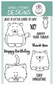 Gerda Steiner Clear Stamp All Cats GSD546