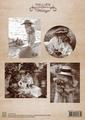Nellie Snellen knipvel Vintage Summertime NEVI039