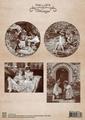 Nellie Snellen knipvel Vintage Playing NEVI029