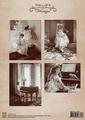 Nellie Snellen knipvel Vintage Piano NEVI027