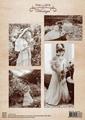Nellie Snellen knipvel Vintage Summer NEVI026