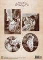 Nellie Snellen knipvel Vintage Tales NEVI025