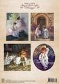 Nellie Snellen knipvel Color Vintage Kitten NEVI024