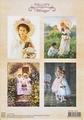 Nellie Snellen knipvel Color Vintage Family NEVI008