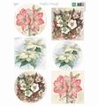 Marianne Design Knipvel - Mattie's Mooiste Flowers MB0168 per vel