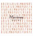 Marianne Design Design Folder ABC (Moonflower)  DF3437