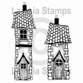 Lavinia Clear Stamp Bella's House LAV448