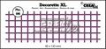 Crealies Decorette XL Snijmal nr. 6 CLDRXL06 per stuk
