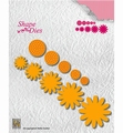 Nellie Snellen Shape Die Flower 4    SD133