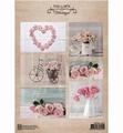 Nellie Snellen knipvel Vintage Roses NEVI080* per vel