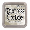 Distress Oxide Frayed Burlap TDO55990