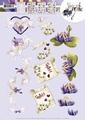 Precious Marieke knipvel Wedding CD10938 per vel