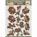 Yvonne Creations knipvel Celebrating ... - Flowers CD10958