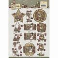 Yvonne Creations knipvel Celebrating ... - Ornaments CD10955