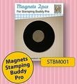 Nellie Snellen Reservemagneten voor Stamping Buddy STBM001 per verpakking