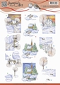 Jeanine's Art Knipvel Winter Landscape 2    CD10841