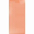 Hobbydots Sticker - Mirror - Salmon STDM12K