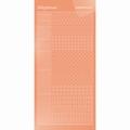 Hobbydots Sticker - Mirror - Salmon STDM10K