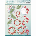 Jeanine's Art Knipvel Winter Classics - Berries CD10970