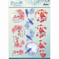 Jeanine's Art Knipvel Winter Classics - Birds CD10968