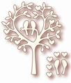 Wild Rose Studio Cutting Die Love Bird Tree SD009*