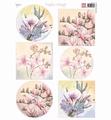 Marianne Design Knipvel - Mattie's Mooiste Magnolia MB0170 per vel