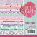 Yvonne Creations Paperpack Sweet Girls YCPP10015