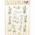 Precious Marieke knipvel Early Spring - Snowdrops CD11027