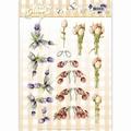Precious Marieke knipvel Early Spring - Tulips CD11025