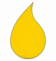 WOW Embossing Poeder Primary Colour Lemon WH06R